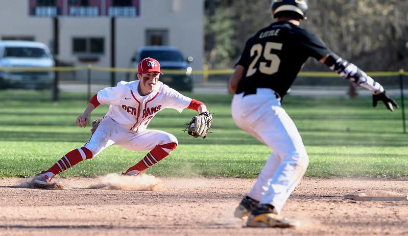 Christian Brothers Academy vs Jamesville-DeWitt - Baseball - Apr 18, 2017